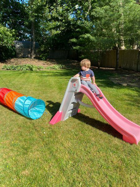 Outdoor play toys  #LTKhome #LTKkids #LTKSeasonal