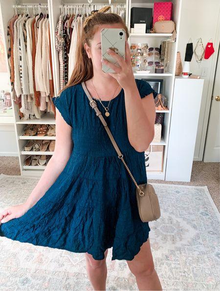 Summer dress Target dresses Summer outfit  Target style Crossbody  #summerfashion #targetdress #targetstyle #targetclothes #summerdress #summeroutfit #summeroutfitidea #casualstyle #casualoutfit #crossbodybag #amazonbag  #LTKSeasonal #LTKunder50 #LTKstyletip
