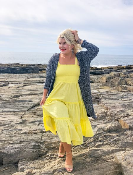 I do own other colors other then pink and blue...occasionally.   Love this midi dress from Pink Lily and own it in several colors. Fits true to size and comes in multiple colors.   #LTKwedding #LTKSeasonal #LTKSpringSale