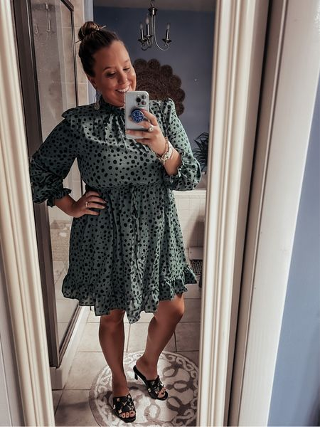Ever want to buy a dress just to match a pair of shoes? I sure did! 😂 These Kellparker sandals come in 3 different colors and are the perfect addition to any wardrobe.  Dress- SHEIN Shoes- Kellparker    #LTKstyletip #LTKHoliday #LTKSeasonal