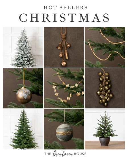 This Christmas will go so quickly! These we're so popular last year! People are already stocking up so if you have your eye on something I would go ahead and stockpile your Christmas this year!  Christmas decor, Christmas tree, flocked Christmas tree, Christmas bells, brass Christmas, studio McGee, mcgee & co , modern Christmas, Christmas ornaments, Christmas garland  #LTKSeasonal #LTKstyletip #LTKhome