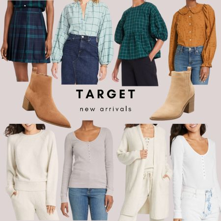 Target fall style new arrivals!