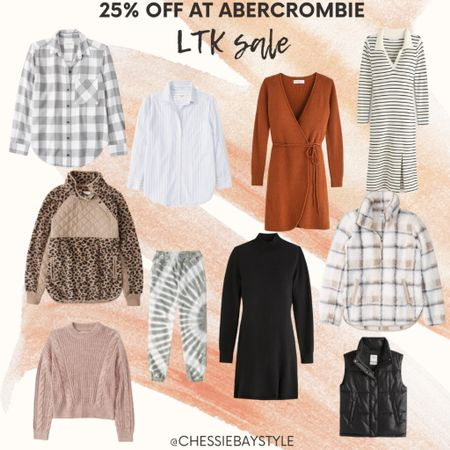 25% off at Abercrombie!!!    #LTKsalealert #LTKstyletip #LTKSale