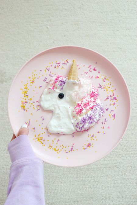 Unicorn snack for my big girl! Over a year later and I still get asked to make  it   #LTKkids #LTKhome #LTKfamily