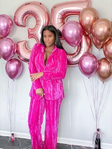 35 shades of pink for 35TH birthday.   #LTKstyletip #LTKfit #LTKsalealert
