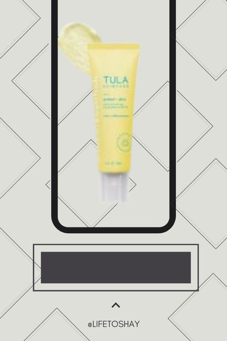 Sunscreen. Tula skincare. Best selling item.  Favorite skincare.   #LTKbeauty