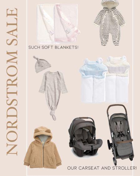 Picks for baby from the Nordstrom sale! // n sale, stroller, car seat, onesies, clothes #LTKbaby #LTKsalealert #LTKunder100  http://liketk.it/3jxgX #liketkit @liketoknow.it