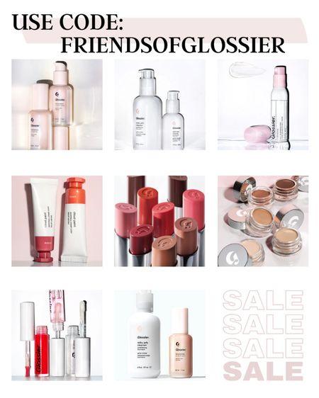 Glossier Friends and Family Sale is TODAY! Save 20% with code FRIENDSOFGLOSSIER   http://liketk.it/3hfId #liketkit @liketoknow.it #LTKsalealert #LTKbeauty