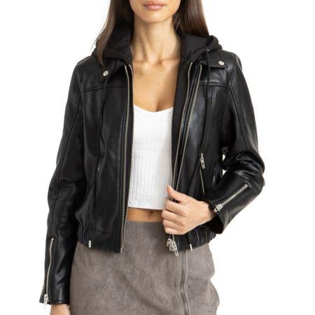 http://liketk.it/3jGDE #liketkit @liketoknow.it  bomber jacket with hood
