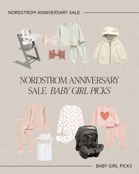 Baby girl outfits, nsale, Nordstrom   #LTKsalealert #LTKbaby #LTKbump