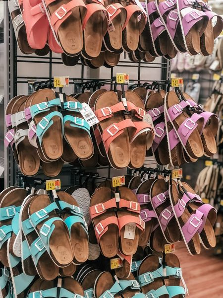 So many great summer sandals at Walmart! @liketoknow.it http://liketk.it/3i4BD #liketkit #LTKshoecrush #LTKstyletip #LTKunder50 #slides #sandals #summershoes #walmartfinds