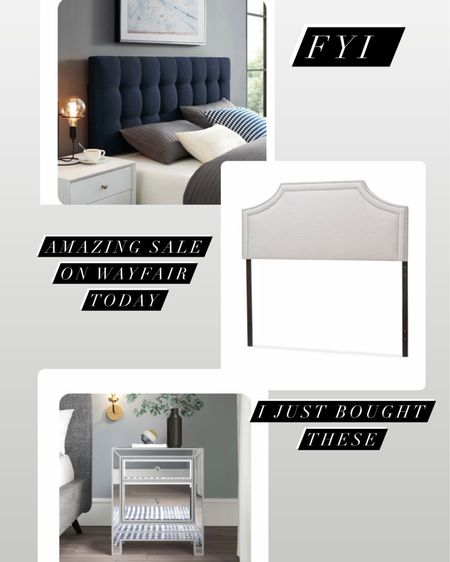 The Wayfair #Wayday sale is so good I had to take advantage of it myself and purchase these items for our bedrooms!  #ltksalealert  http://liketk.it/3e30p #liketkit @liketoknow.it   #LTKfamily #LTKhome #LTKsalealert @liketoknow.it.home You can instantly shop my looks by following me on the LIKEtoKNOW.it shopping app