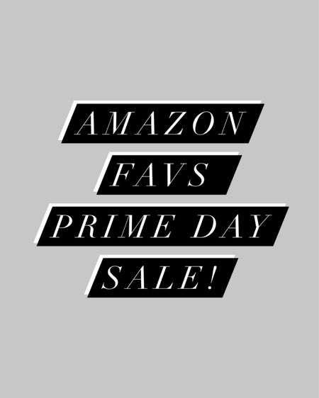 Amazon prime day sale favorites! These are items I've bought and love that are now on sale for Prime day! http://liketk.it/3id4n #liketkit @liketoknow.it #LTKunder50 #LTKsalealert #LTKhome