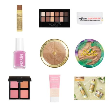Beauty sale at Target.com. Spend $40 and get a $10 gift card. Here's what's in my cart. Some fall colors and moisturizers.   #LTKunder50 #LTKitbag #LTKbeauty