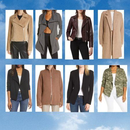 My top outerwear picks for the Nordstrom anniversary sale. #nsale  #LTKsalealert
