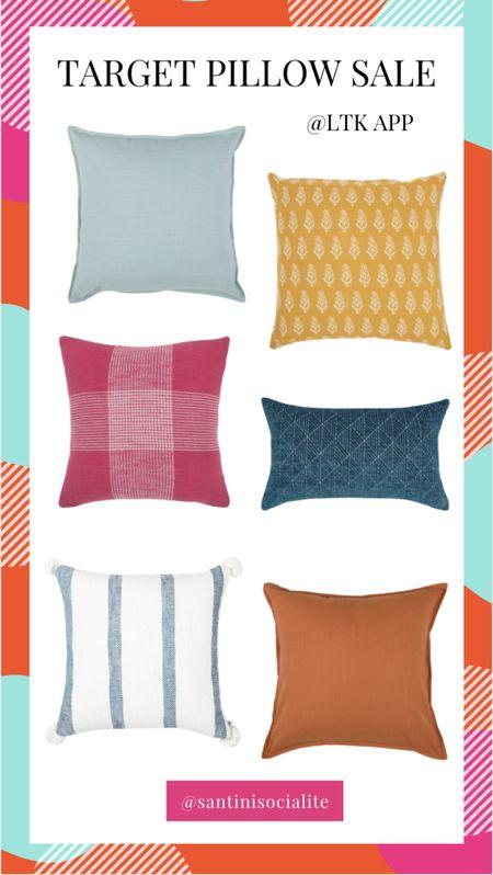 Target Pillow Finds http://liketk.it/3iP3t @liketoknow.it #liketkit #LTKsalealert #LTKhome @liketoknow.it.home