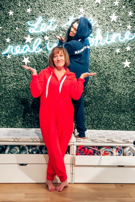 Onesie style, Christmas Pajamas http://liketk.it/2HAlz #liketkit @liketoknow.it #LTKholidaystyle #LTKholidayathome #LTKholidaygiftguide @liketoknow.it.family @liketoknow.it.home You can instantly shop my looks by following me on the LIKEtoKNOW.it shopping app