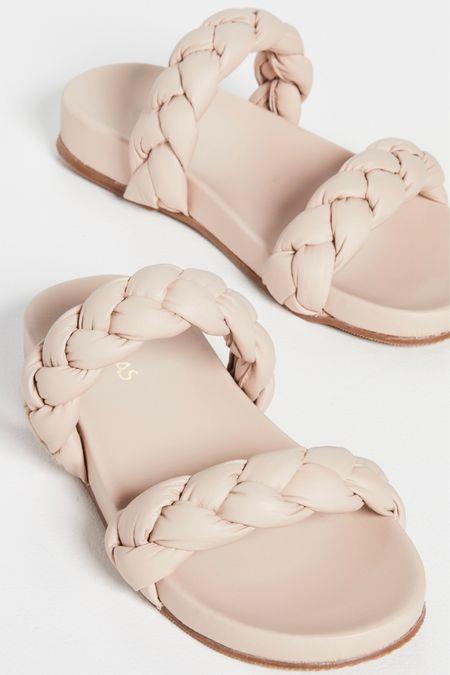 Designer inspired sandals, summer sandals, neutral sandals http://liketk.it/3h3vV #liketkit @liketoknow.it #LTKshoecrush