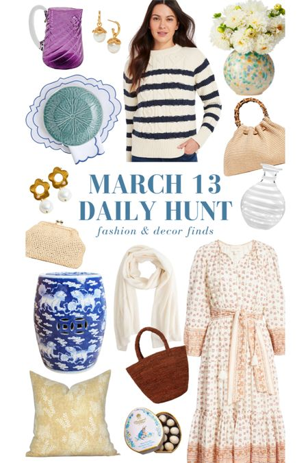 A handful of my March 13 finds! Shop them all on the Daily Hunt page of KatieConsiders.com @liketoknow.it #liketkit http://liketk.it/3aoqT