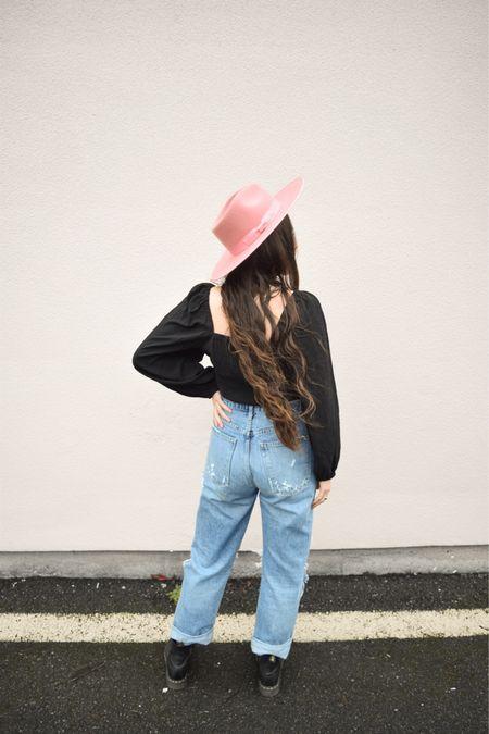 Agolde 90s Jeans in fall out, size down    @liketoknow.it http://liketk.it/3a4vB #liketkit #LTKstyletip #LTKsalealert