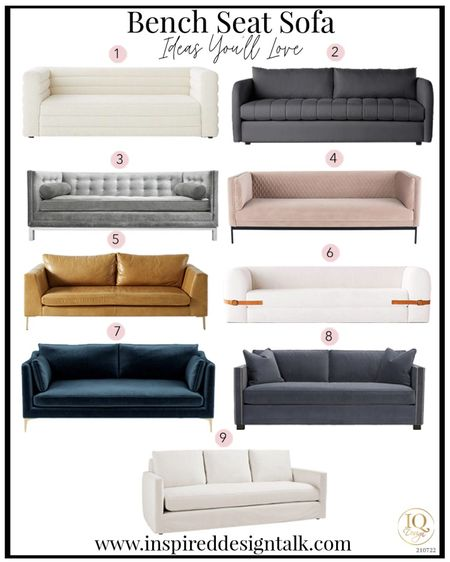 Update your living room home decor with the gorgeous velvet sofa from interior design. Perfect living room inspiration for the contemporary home.  Velvet couch, tufted sofa, sofa, couch, bench seat sofa, couches, sofas  You can instantly shop my looks by following me on the LIKEtoKNOW.it shopping app   #LTKbeauty #LTKhome #LTKstyletip