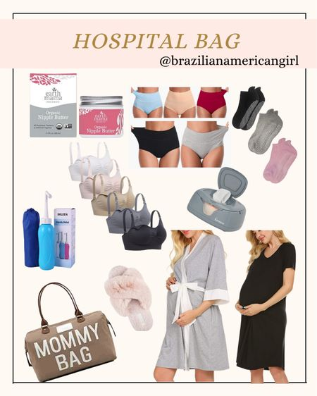 Hospital Bag   #hospitalbag #maternity #amazonfinds #amazonfind     #LTKsalealert #LTKbump #LTKbaby
