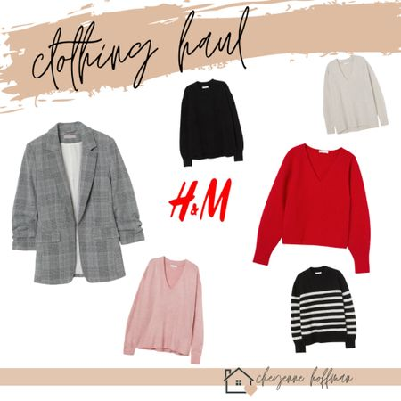 H&M Haul! I got a few basics that could be perfect for Valentine's Day, date nights, work or just a day of errands! All of these pieces can be dressed up with the perfect accessories ✨   http://liketk.it/36rhg #liketkit @liketoknow.it #LTKsalealert #LTKunder100 #LTKstyletip