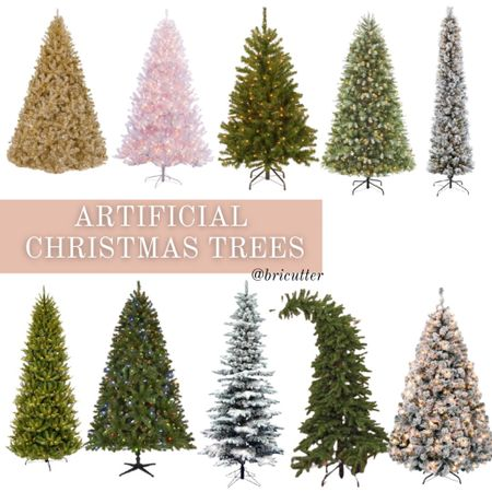 With shortages on Christmas tree farms this year, artificial Christmas trees are going to be a hot commodity. So you'll want to get one before the shelves are bare!   #LTKSeasonal #LTKhome #LTKHoliday