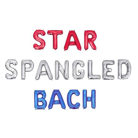 Star Spangled Bach by CherCanDoIt. ❤️   http://liketk.it/3gsJ2 @liketoknow.it #liketkit
