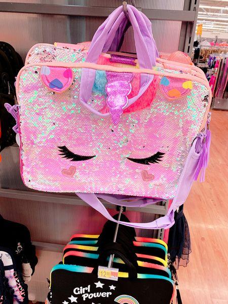 Wonder Nation Believe in Unicorns Laptop Case at Walmart - $12.88    #LTKunder50 #LTKitbag #LTKkids