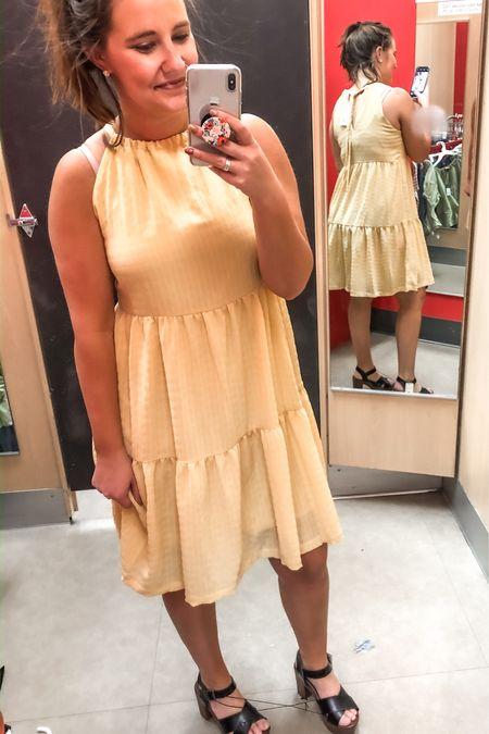 Sunny yellow dress for spring! http://liketk.it/2LkNY #liketkit @liketoknow.it #LTKunder50 #LTKspring #LTKstyletip