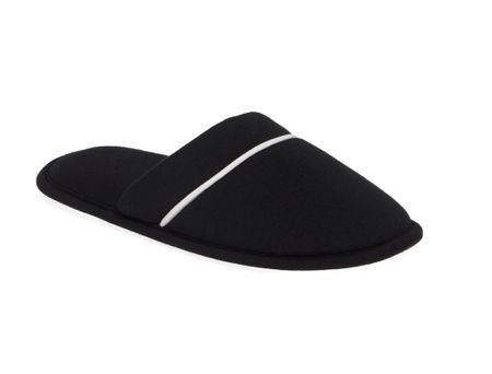 Women's black scuff slippers are in the #nsale on sale for under $20. The scuffer slippers are the perfect stocking stuffer and come in different colors including animal print. Grab these N sale shoes now before the N sale 2021 ends 8/8. #nordstrom #slippers #houseshoes #scufferslippers #nordstromanniversarysale  #LTKunder50 #LTKshoecrush #LTKsalealert