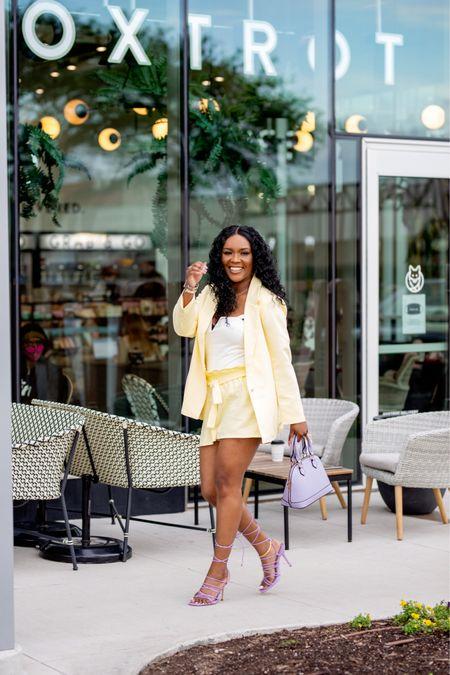 Summer suit inspiration for my ladies looking to look trendy for work meetings   #LTKstyletip #LTKSeasonal #LTKworkwear