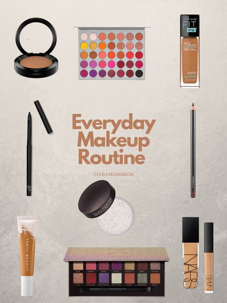Here'a my products for my 25-minute makeup routine!   #LTKunder100 #LTKbeauty
