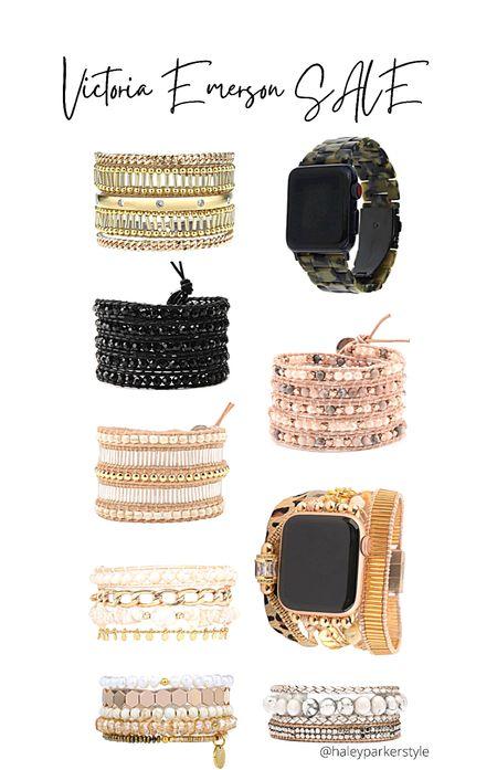 Victoria Emerson bracelet sale Gifts for her under $50 Gifts for mom Gifts for teacher  Wrap bracelet Magnetic bracelet   #LTKstyletip #LTKunder50 #LTKsalealert