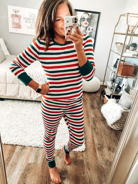 Holiday pajamas, Old Navy is having a sale today only!!  Holiday, family pajamas, Christmas pajamas, family Christmas pajamas, sale, gift  #LTKsalealert #LTKHoliday #LTKunder50
