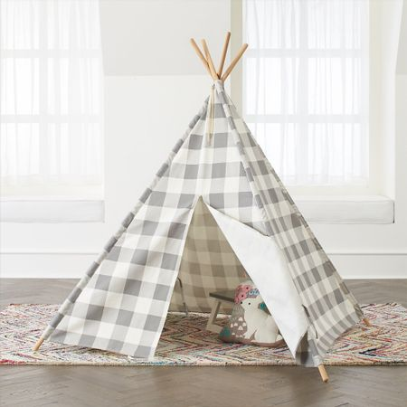 This adorable teepee would look AMAZING under the Christmas tree this year. It's on sale right now and ends tonight so hurry and place your orders!!!  #LTKkids #LTKfamily #LTKgiftspo