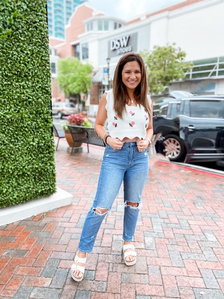 So excited to wear all the different kinds of sweater vests this fall.   Fave mom jeans that I wear on repeat.  These amazon find shoes have been a go to this summer  Jewelry all linked on LTK    #LTKunder50 #LTKshoecrush #LTKSeasonal