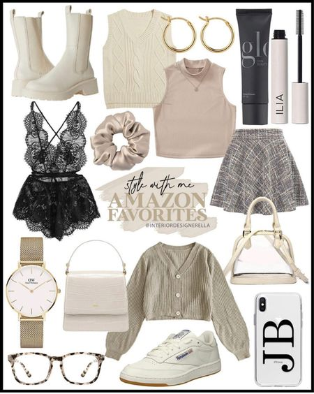 Amazon fashion finds! Click below to shop! Follow me @interiordesignerella for more Amazon fashion finds and more! So glad you're here!! Xo!  #LTKunder50 #LTKstyletip #LTKunder100