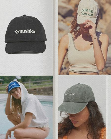 Baseball caps, hats #LTKunder50 #LTKstyletip http://liketk.it/3k057 #liketkit @liketoknow.it
