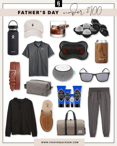 Father's Day gifts under $100 #dad #giftguide #giftsforhim #fashionjackson http://liketk.it/3gPnm #liketkit @liketoknow.it #LTKunder100 #LTKmens #LTKunder50