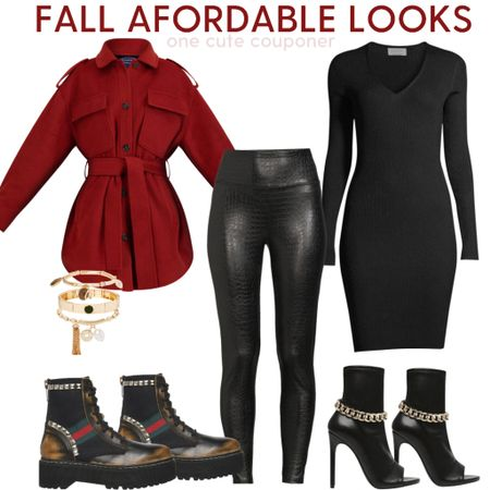 Warm Fall looks at an affordable price! Check out these fall favorites. Jackets, dresses, boots and more.   #LTKunder100 #LTKsalealert #LTKworkwear