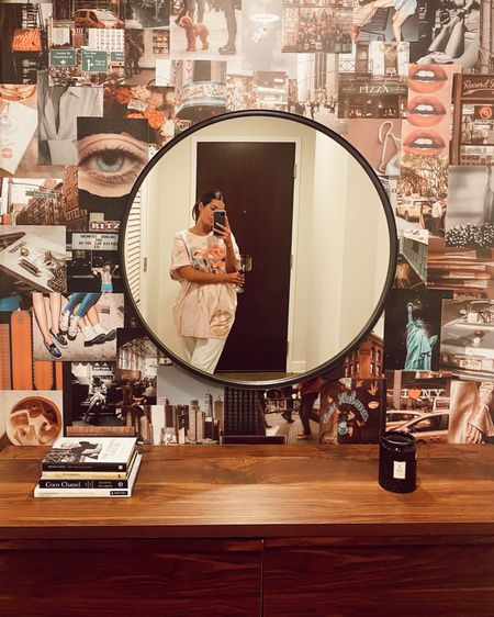 entry way dresser and mirror http://liketk.it/3i9Ul #liketkit @liketoknow.it