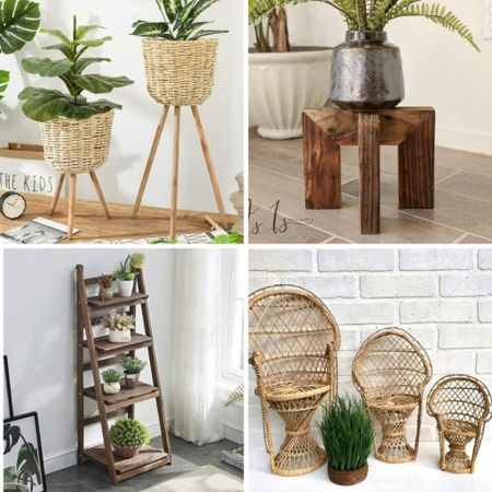 Here's some of our favorite indoor plant stands to help you decorate your home. This list includes 16 different stands for houseplants, so you're bound to find something no matter your style or budget.   #LTKstyletip #LTKhome #LTKunder100