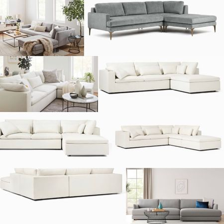 Memorial Day Sale—these chic and comfy sectionals will elevate your living room instantly.   #LTKhome #LTKsalealert