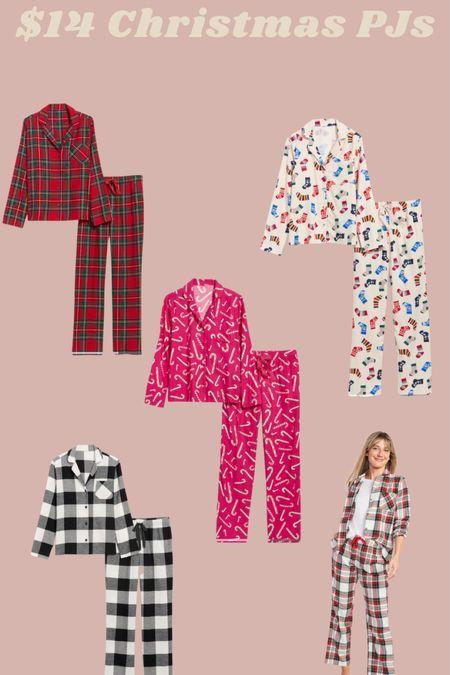Old Navy $14 Pajamas!   #LTKHoliday #LTKfamily #LTKunder50