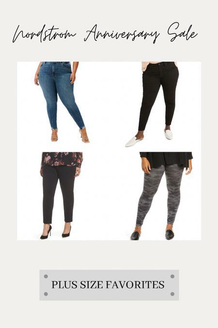 A few #nsale favorite jeans and pants that our plus size clients are loving! 💗   #LTKunder100 #LTKsalealert #LTKcurves