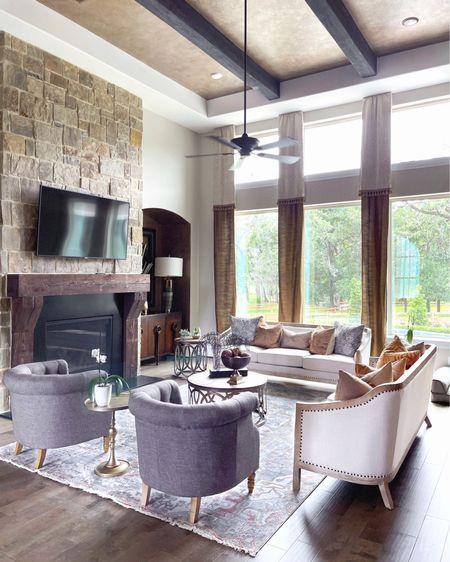 http://liketk.it/3ijJm #liketkit #LTKhome #LTKsalealert #LTKfamily @liketoknow.it @liketoknow.it.home home decor living room couch furniture chair