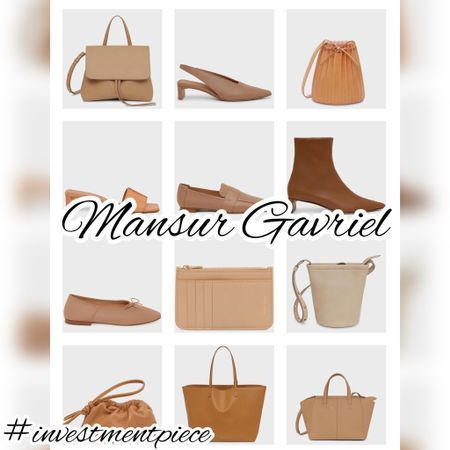 From on trend boots to classic totes, get 20% off neutrals @mansurgavriel with code MGNEUTRALS20 #investmentpiece   #LTKitbag #LTKsalealert #LTKshoecrush