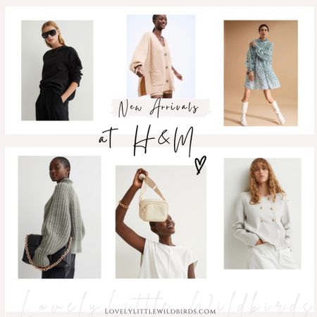 Fall Outfits. Fall Style from H&M. Under $50.  #FallFashion #OutfitBasics    #LTKSeasonal #LTKstyletip #LTKunder50